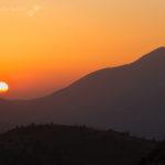 3-Antonella Taddei - Tramonto sul Gran Sasso (Abruzzo)