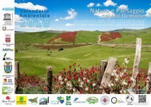 Calendario ambientale 2018 Valdemone
