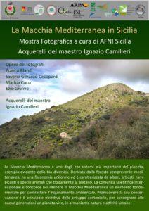Volantino Fronte Macchia Mediterranea