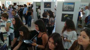 Mostra fotografica Asferico 2019-La Pianta e La Pietra. Bari, Notte dei ricercatori, 27.09.2019