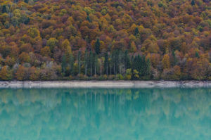 """"""" Quando l'autunno arriva nella splendida Barcis """""""