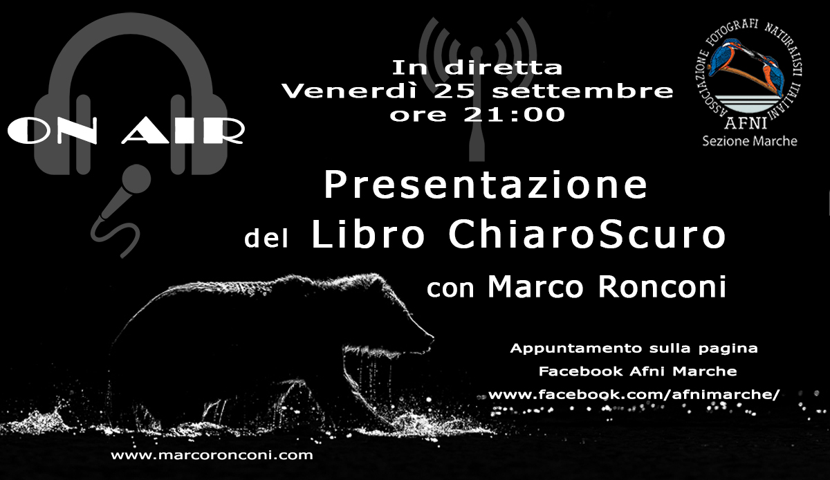 on air Marco Ronconi